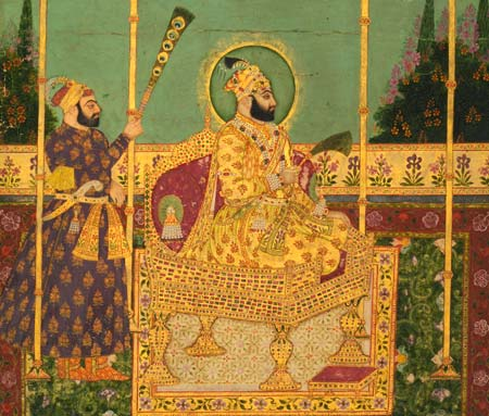 Emperor Farrukhsiyar - Detailed View